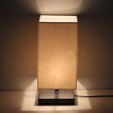 SURPARS HOUSE MODERN MINIMALIST SOLID WOOD TABLE LAMPS LIGHT BEDSIDE DESK LAMP