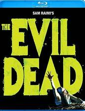 The Evil Dead (Blu-ray Disc, 2010) Like New