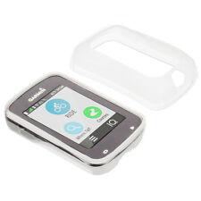 Funda para Garmin Edge 820 protectora de silicona caucho GPS TRANSPARENTE