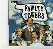 (FR332) Daily Mirror, Fawlty Towers / Only Fools & Horses - 2005 DVD