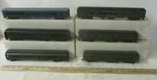 MISC. HO SCALE PASSENGER CAR LOT (6 INCLUDED!) G