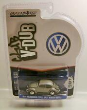 1940 '40 VW VOLKSWAGEN TYPE 1 BEETLE BUG V-DUB SERIES 2 GREENLIGHT DIECAST 2015