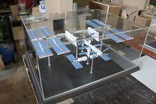 Handmade International Space Station Iss Model 1/144