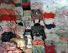 Large Baby Girls Clothes Bundle 3 - 6 Months/Over 80 Items