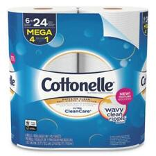 Kimberly-Clark 47747 Ultra Cleancare Toilet Paper, Strong Tissue, Septic Safe,