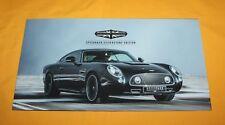 David Brown Speedback Silverstone 2018 Prospekt Brochure Depliant Catalog Folder