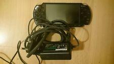 PSP SLIM 2004 slim y Lite con 15 jugar y tarjeta de memoria + adaptador microSD