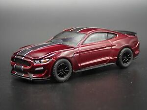 2019 19 FORD MUSTANG SHELBY GT350 RARE 1/64 SCALE COLLECTIBLE DIECAST MODEL CAR