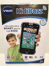 VTech KidiBuzz HandHeld Smart Device Phone for Kids 4-9 Year Brand New Free Ship