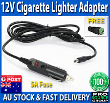 12V Car Cigarette Lighter Adapter plug for LED Strip Lights Power Source