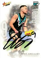 ✺Signed✺ 2019 PORT ADELAIDE POWER AFL Card ROBBIE GRAY