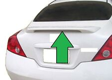 PRE-PAINTED  2-POST CUSTOM REAR SPOILER FOR 2008-2013 NISSAN ALTIMA COUPE- ABS!!