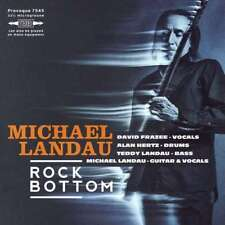 Michael Landau - Rock Bottom NEW CD