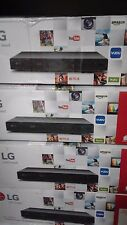 LG BP550 - 3D Blu-ray Player w/ Streaming Service, Built-in Wi-Fi & Remote