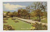 Reinas Parque Castleford antigua Impresa TARJETA POSTAL