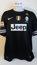maglia jersey shirt nike JUVENTUS 12-13 XXL away N° 21 PIRLO  N0 match worn