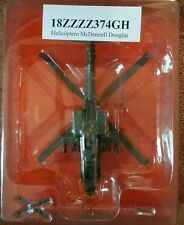 Altaya Mcdonnell Douglas Apache Helicopter USA 1:72 New
