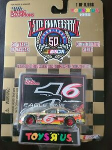 Racing Champions 50th Anniversary NASCAR #6 Eagle One. (L1)