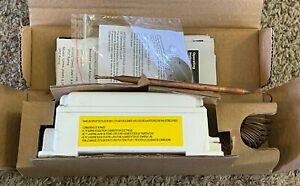 NOS DAYTON 2NNR6 Line Voltage Mechanical Thermostat, 24 to 600VAC