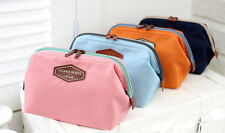MULTIFUNCTION  COSMETIC BAG TRAVEL MAKEUP CASE POUCH TOILETRY ZIP WASH ORGANIZER