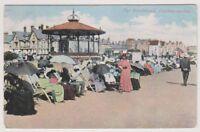 Essex postcard - The Bandstand, Clacton on Sea - P/U 1906 (A297)