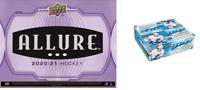 2020-21 Upper Deck Allure Retail Box + MVP Retail Box Bundle | 2 box bundle