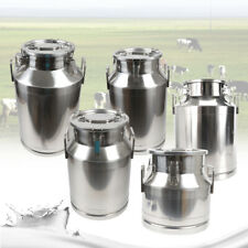 Milk Storage Can Milk Canister&Bucket&Container Stainless Steel 20-60L Optional