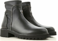 GIUSEPPE ZANOTTI RODGER COMBAT ANKLE FESTIVAL BOOTS ARMY STIEFEL SHOES SCHUHE 41