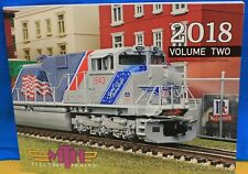 MTH Electric Trains 2018 Volume 2 Catalog for RAILKING & Premier O Gauge Trains