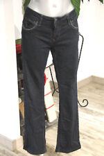 joli jeans régular femme bleu marine KAPORAL taille 42fr EXCELLENT ÉTAT