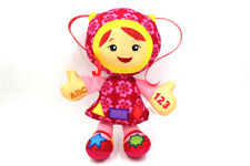 "New Authentic Fisher Price TEAM UMIZOOMI MILLI Doll 12"" Stuffed Toy"