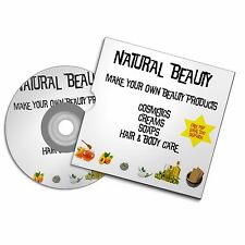 FAI DA TE organici la cura del corpo ricette BAGNO MAKE UP CURA DEI CAPELLI HOMEMADE erbe Spa felice