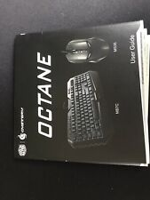 Cooler Master Octane Keyboard And Mouse