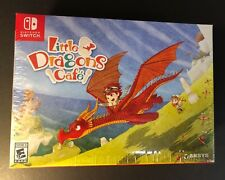 Little Dragon's Cafe [ Limited Edition ] (Nintendo Switch) NEW