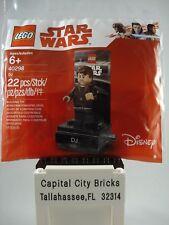 LEGO® #40298 Star Wars DJ Mini Figure Poly Bag Set - Brand New!