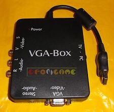 VGA BOX per Sega Dreamcast ○○○○○ USATO