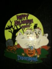 Disney Pin 41974 DLR - Halloween 2005 - Chip and Dale
