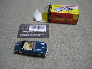 SCHUCO PICCOLO PORSCHE 356 CABRIO