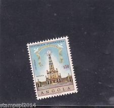 ANGOLA  SET  Nossa Senhora de Fatima (1967)