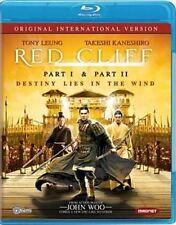 Red Cliff Original International 1 2 0876964002769 Blu Ray Region a