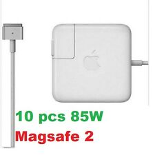 "10 X Apple 85w Magsafe 2 Power Adapter for Macbook Pro 15"" 17"" Inch A1424"