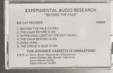 e a r experimenttal audio research beyond the pale cassette promo new sonic boom