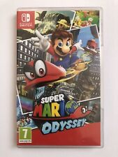 Super Mario Odyssey - Nintendo Switch, BOX ONLY