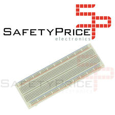 PLATE PROTOTYPE BREADBOARD MB-102 830 points from Spain