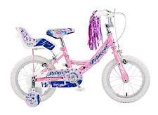 Biciclette rosa in acciaio