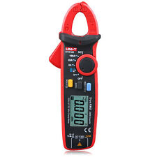 UNI-T UT210E Handheld Digital Clamp Multimeter AC DC Voltage Resistance Tester