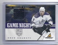 11-12 2011-12 PINNACLE DREW DOUGHTY  GAME NIGHT MATERIALS JERSEY 35 KINGS