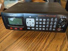 Whistler Ws 1065 radio scanners Digital Trunking radio Vhf Uhf