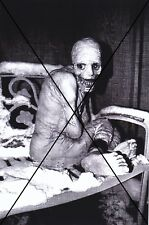 """curiosité , oddities : photo """" le diable en personne"""""""