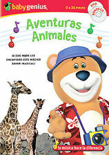 DVD Baby Genius: Canciones Favorites Para Ninos  - Free Shipping